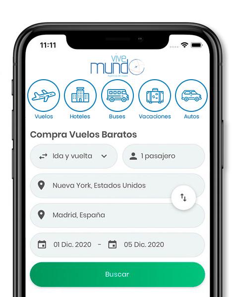 App Vive Mundo